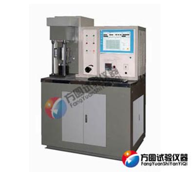 MMU-10G屏显式高温端面摩擦磨损
