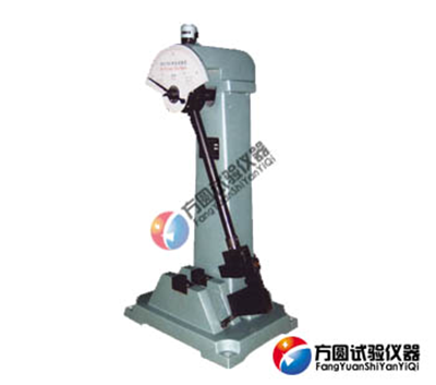 JB-300型手动摆锤式冲击试验机