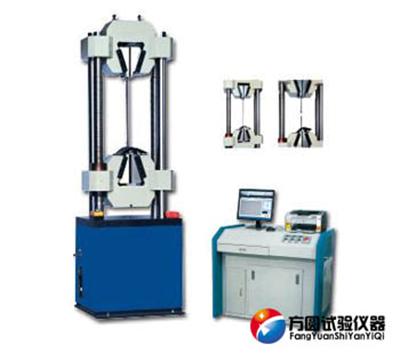 WAW-1000l电液伺服钢绞线试验机