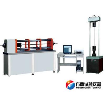 SDl-500卧式钢绞线松弛试验机
