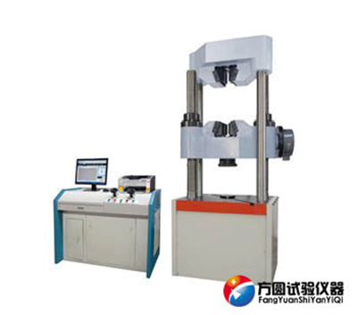 WAW-300C微机控制电液伺服试验