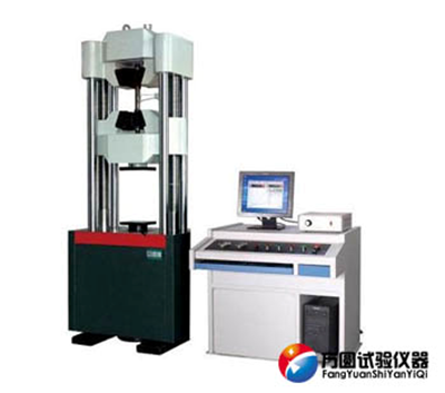 WAW-300D液压万能试验机