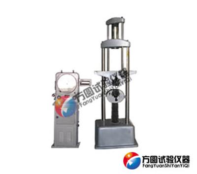 WE-100液压材料试验机
