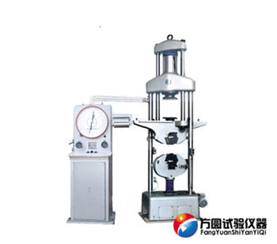 WE-300度盘指针液压万能试验机