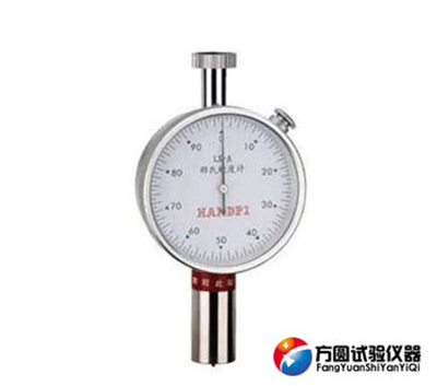 lX-A便携式橡胶邵氏硬度计