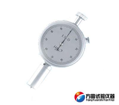lX-D便携式橡胶邵氏硬度计