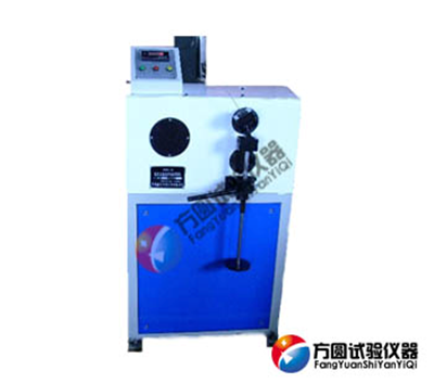 JWJ-10电动反复弯曲试压机