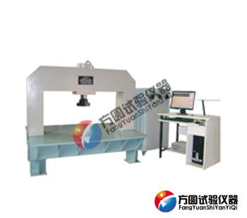 JGYW-1000微机控制井盖压力试验