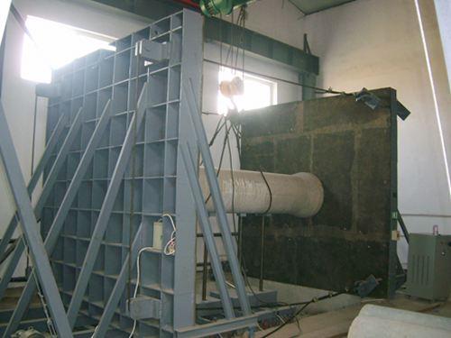 HNP-2600B数显式排水管内水压试
