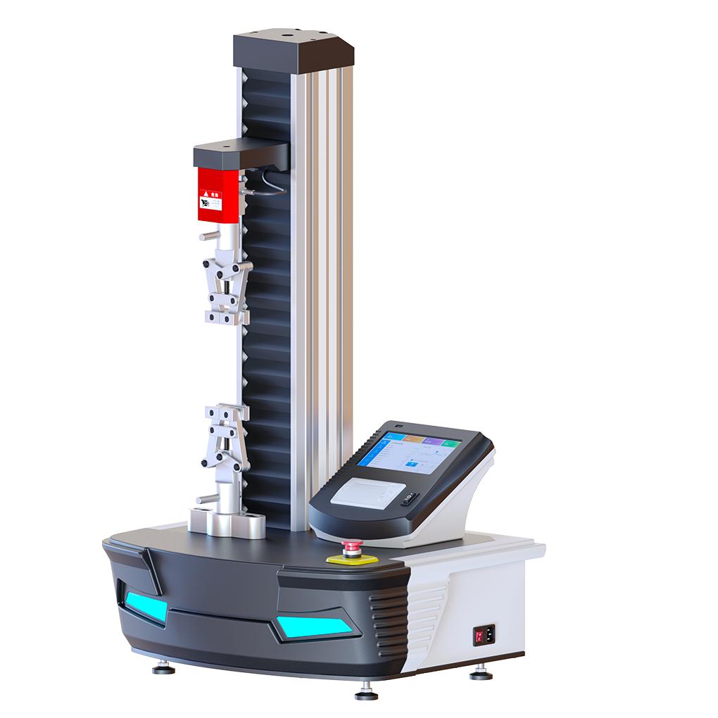 电子万能试验机的撕裂强度试验