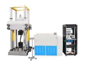 WPW-500D电液伺服动静疲劳试验