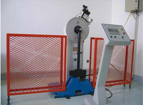 冲击试验机的特点及操作步骤