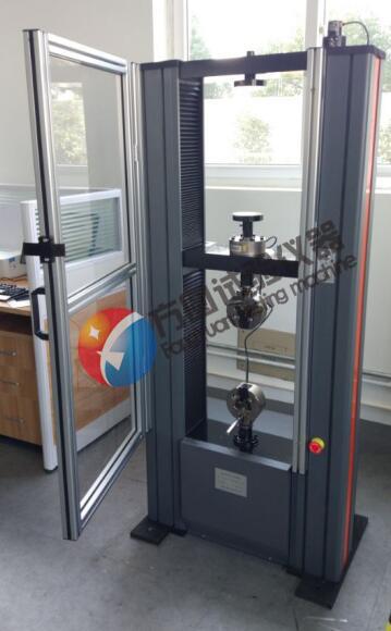 试验中电子万能试验机无反应的原因?